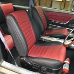 Custom Bucket seats