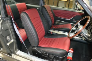 Custom Bucket seats