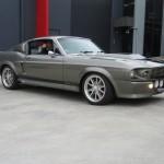 67 Mustang Elenour